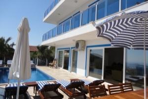 Villa Albatros - Kalkan - 10 kişi - 5 Oda