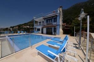 Villa Seyir - 5 Oda - 10 Kişilik - Kalkan